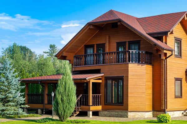 Ferienhaus-Bausatz